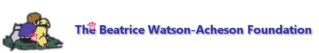 Beatrice Watson Acheson